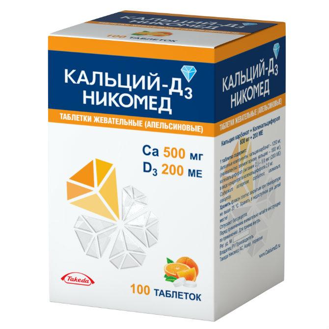 хлористый кальций при аллергии перорально