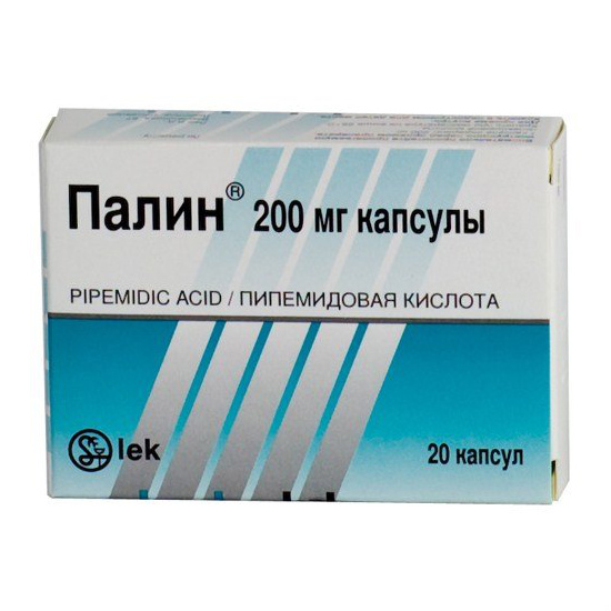 Палин 200 мг инструкция по применению